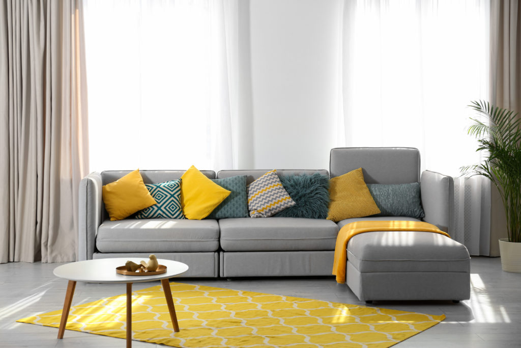 เลือกโซฟาให้เข้ากับบ้าน