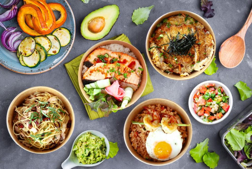 เมนสุขภาพ Centara Gourmet To Go
