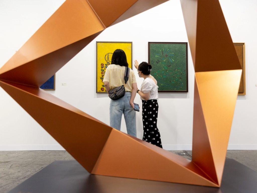 ภาพจาก Art Basel