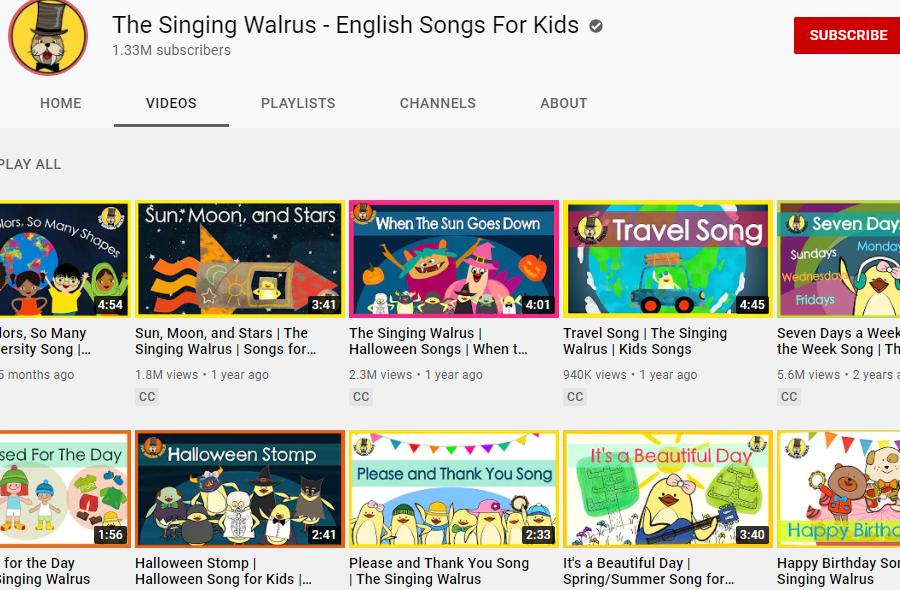 The Singing Walrus